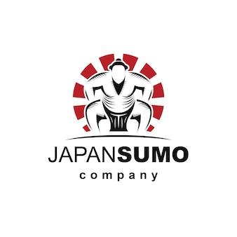相撲戦闘機のロゴデザイン