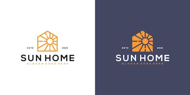 サンホームズのロゴ