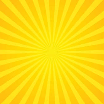 Sun rays background