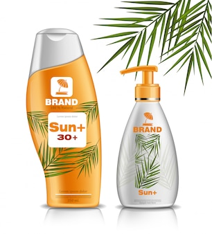 Sun screen and lotion protection