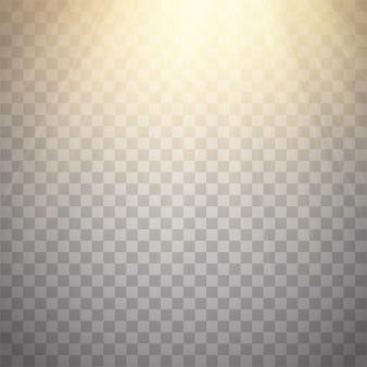 Sunlight special lens flare light effect.  vector illustration
