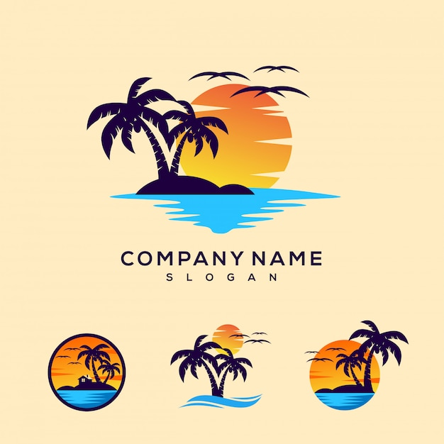 Sunset logo