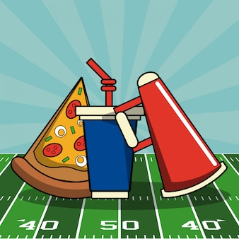 Super bowl american football