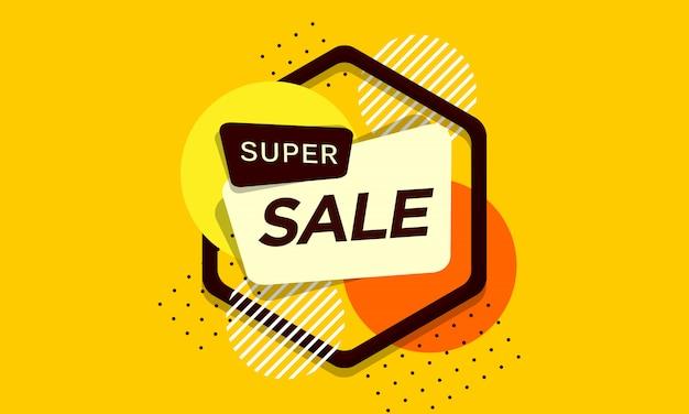 Super sale design