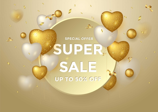 Super sale special offer gold composition