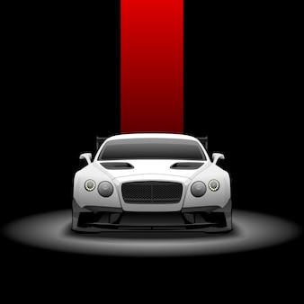 スーパーカーと贅沢