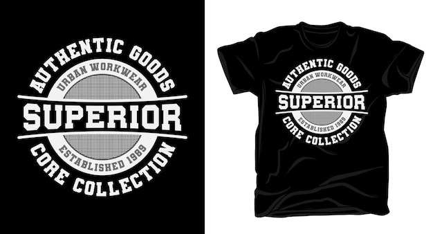 Превосходная типографика для дизайна футболок