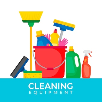 Surface cleaning equipment