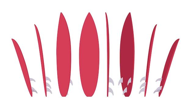 서핑 보드 세트, 서핑 장비의 스포츠