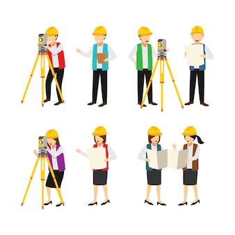 Surveyor character