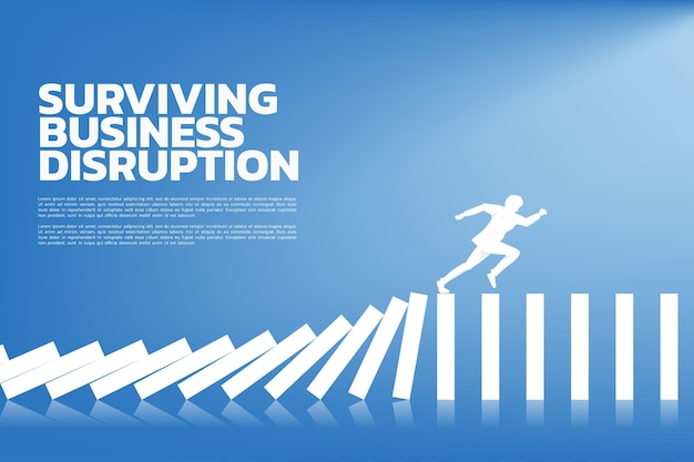 Surviving business disruption.