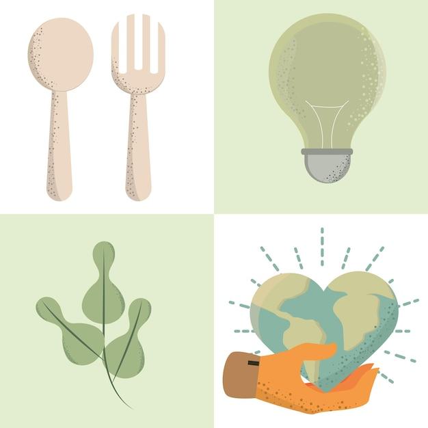 Экологичный и экологически чистый дизайн