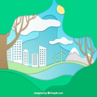 지속 가능한 개발 및 생태계 개념