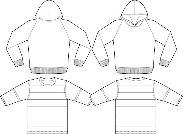 Sweatshirt mock up