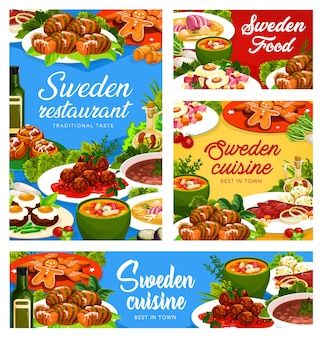 Sweden dishes beefsteak a la lindstrom