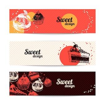 Sweet banners