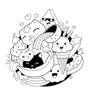 Sweet doodle