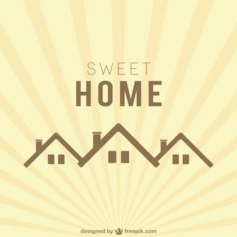 Sweet home логотип