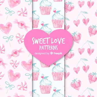 Sweet love patterns