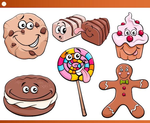 자와 쿠키 설정 만화