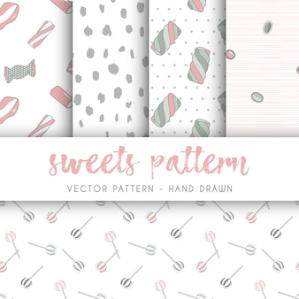 Sweets pattern collection
