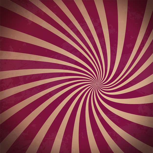 Swirling radial pattern background