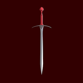 Sword design template