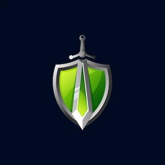 Sword logo design