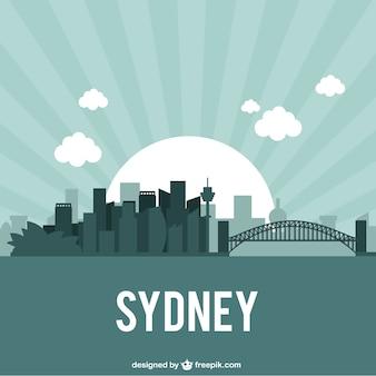Сидней горизонта
