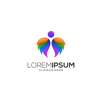 Syembol icon logo design