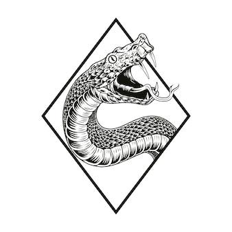 シンボルヘビ