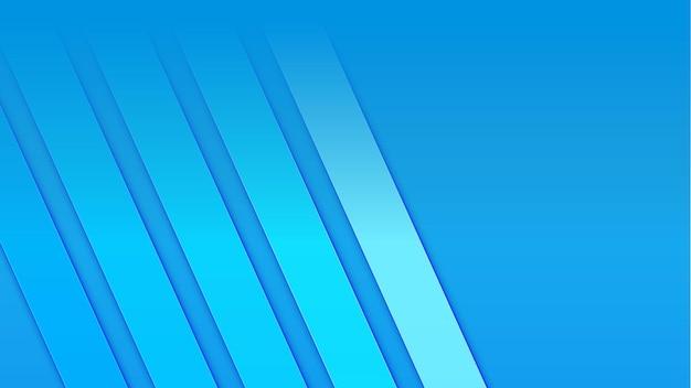Симметричная синяя сетка фон линии