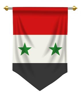 Syria pennant