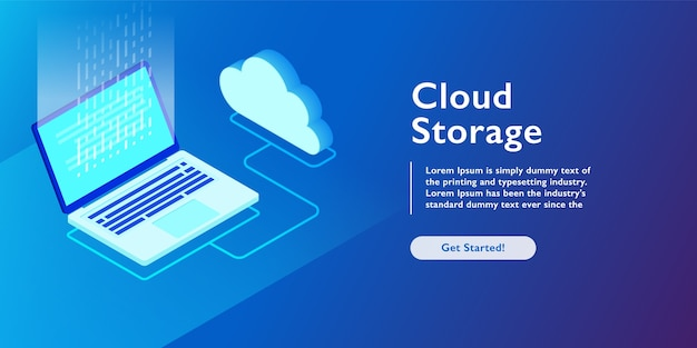 System of cloud storage