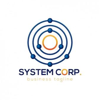 System corporation logo