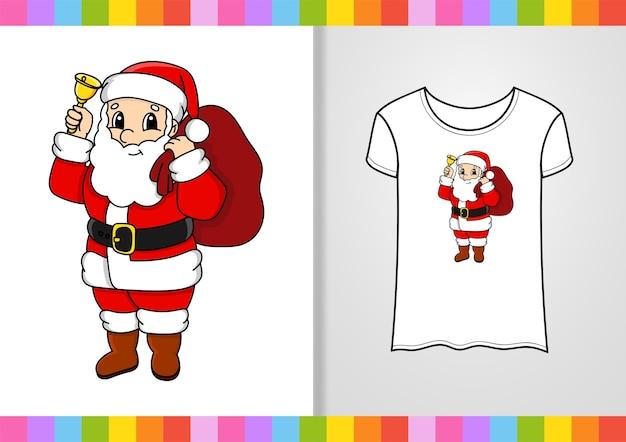 Иллюстрация дизайна футболки