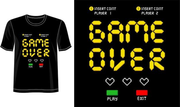 Шаблон дизайна футболки