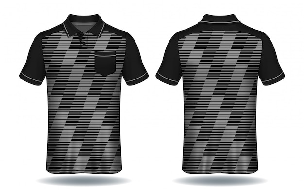 T-shirt polo design,sport jersey template.