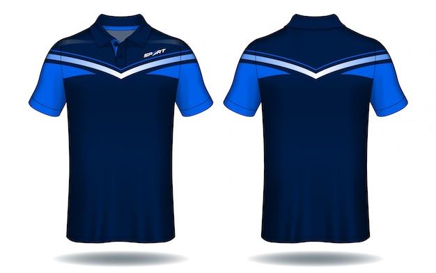 T-shirt polo design