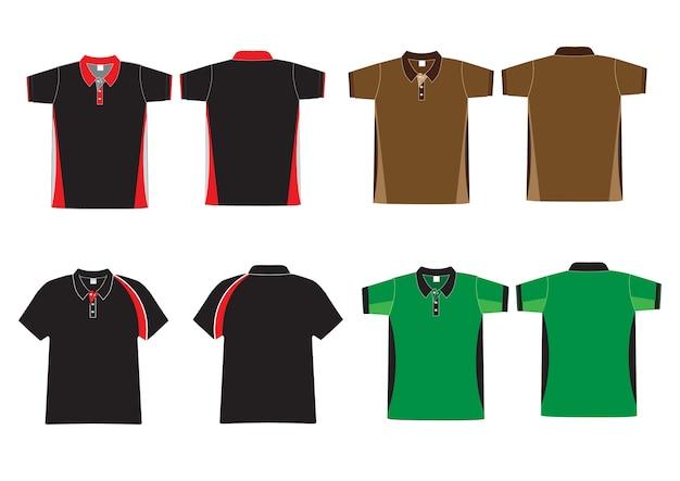 티셔츠 벡터 디자인
