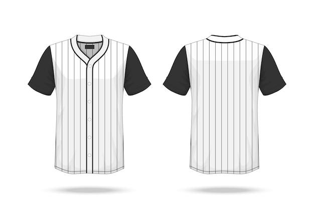 ベースボールtシャツモックアップ