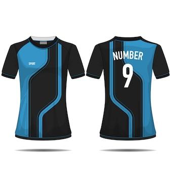 スポーツtシャツデザイン。