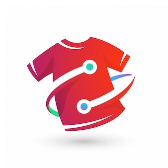 Tシャツのロゴ