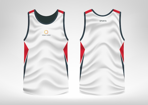 ノースリーブスポーツtシャツデザイン