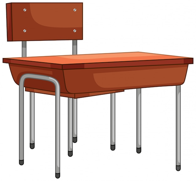 A table and chair set