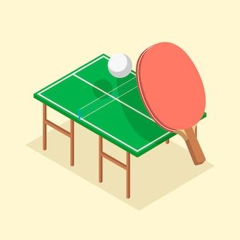 卓球のコンセプト