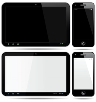 Tablet smartphone