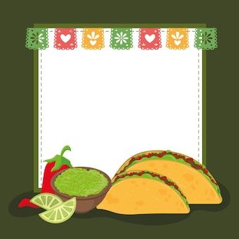 Tacos delicious sauce