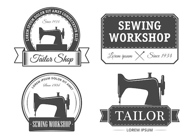 Tailor emblems