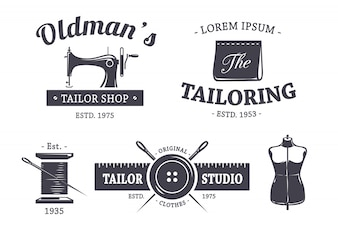 Tailoring logo collection